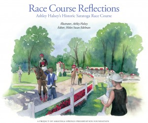 Racecourse Reflections cover