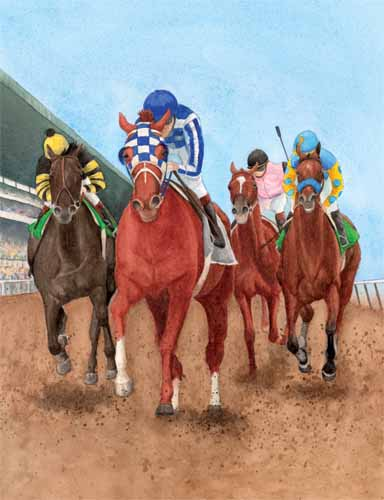 Belmont Stakes 150_F
